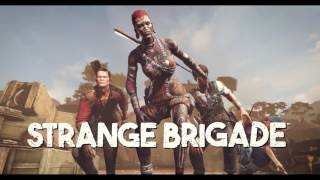 Strange Brigade Announcement Trailer - New CO-OP Mummy Game 2017 (PC/PS4/XBOX One)