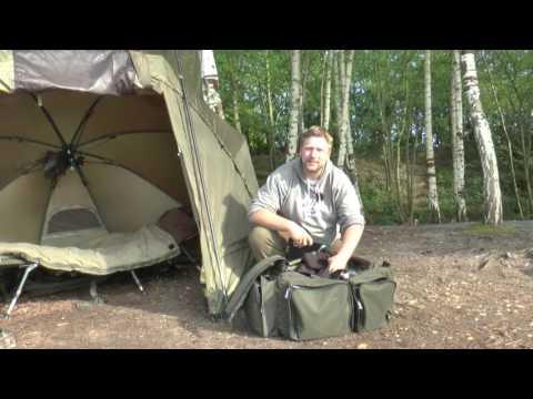 Fullrun Karpfenangeln Carryalls für jeden Einsatz Teil2 Anaconda Carp Gear Bag III