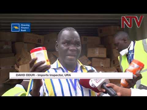 URA destroys contraband worth 5.3 billion