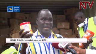 URA destroys contraband worth 5.3 billion