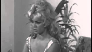 Brigitte Bardot Interview In English On April 24, 1958