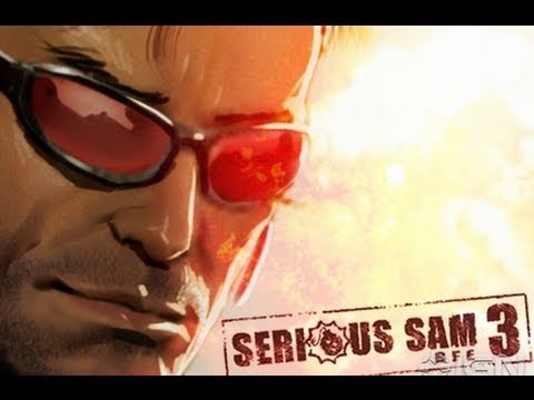 Serious Sam 3: BFE's Promises Eye-ripping Fun, No Cover, All Man