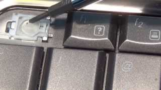 How to Replace Laptop Keyboard Keys