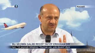 Fi̇kri̇ Işik Bu Seçi̇mi̇n Gali̇bi̇ Recep Tayyi̇p Erdoğan