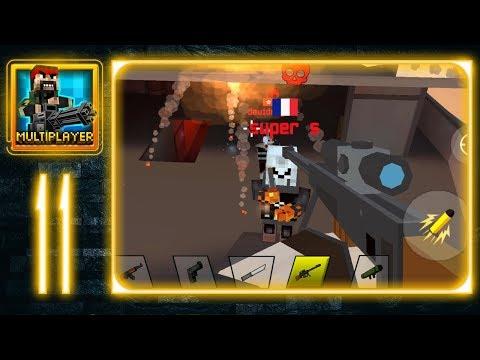 Pixel Fury 3D - Gameplay Walkthrough Part 11 - Here we go again