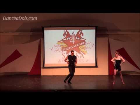 Mike Silva & Lu Diccini Porto Alegre Salsa Congress