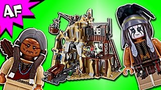 Lego Lone Ranger SILVER MINE SHOOTOUT 79110 Speed Build