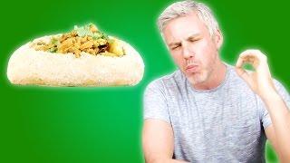 Irish People Taste Test South African Food