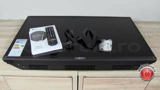 Телевизор LG 32LJ500U HD (LED) Direct 1366 × 768, DVB—T2/C/S2 от компании Telemaniya - видео