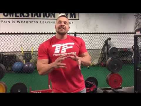 How to Perform the Yates Row or Reverse Grip Bent Over Row | Tiger Fitness