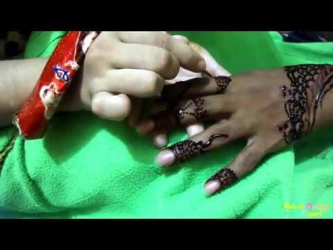 arabic mehndi design tutorial for weddings by mehndi design expert