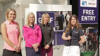 American Golf caught up with Ladies European Tour stars Amy Boulden Carly