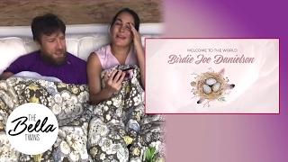 Brie And Daniel Bryans TEARJERKER REACTION To Welcome Birdie Joe Video!