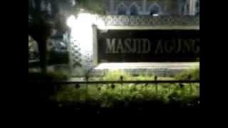 preview picture of video 'Perbaikan Menara Masjid Agung Tuban ~Sunan Bonang'