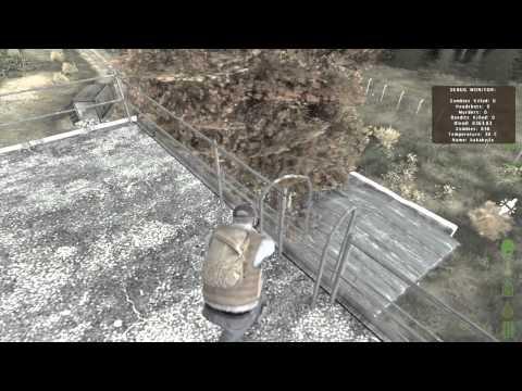 DayZ (12) (kakakyjla)[HD] - Бандит в \