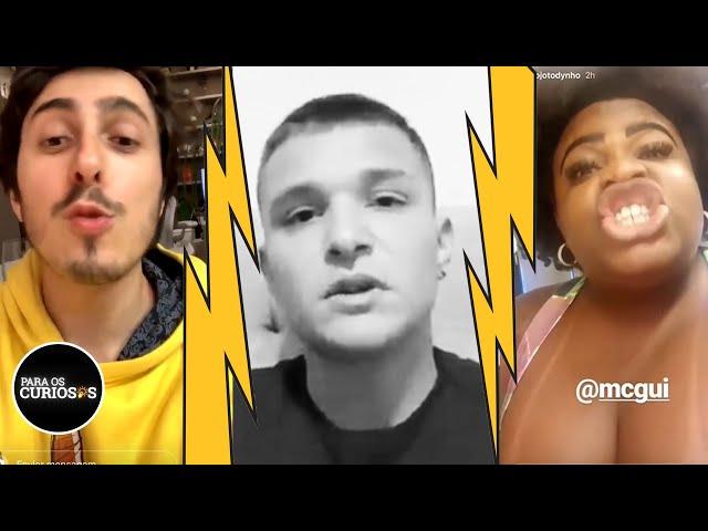 Pronúncia de vídeo de MC Gui em Portuguesa