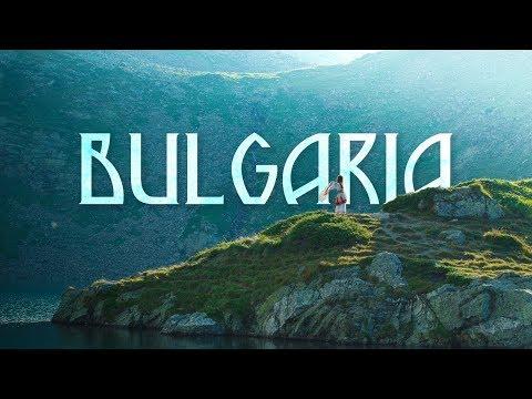 סרטון באיכות 8K המציג את נופיה של בולגריה