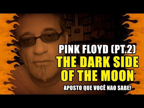 Pink Floyd - The Dark Side Of The Moon:  Aposto Que Você não Sabe