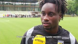 Voor Vitesse is het seizoen 1718 officieel begonnen De Arnhemmers trainden zondagmiddag