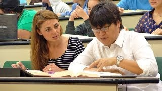 Foreign students rave about University of Hawaii law program