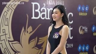 Thí sinh vì quá lùn, phải nhảy, hát đủ kiểu để qua vòng casting Bikini của Hoa hậu Bản sắc Việt