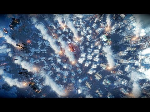 Frostpunk   Ep. 1   Building A Survival City in Frozen Wastes  Frostpunk City Building DLC Gameplay