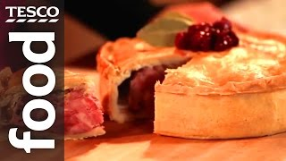How to Make a Christmas Pork Pie