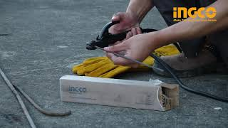 Инверторный сварочный аппарат INGCO ING-MMA2006 от компании SKS-SHOP - интернет магазин ремонта и строительства в Республике Крым - видео