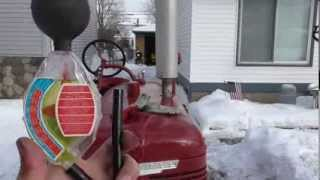 How to check engine coolant for freeze/boil over protection