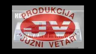 Juzni Vetar Mix  KORG PA800-Edo