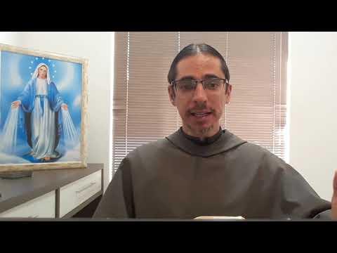 Curso de Mariologia: Maria nas Sagradas Escrituras #11