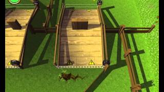 Barnyard Walkthrough Part 26 (Wii, Gamecube, PS2, PC) Chapter 9 Missions Gameplay