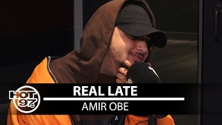 Amir Obe Talks Drake Helping His Career, And His Grind
