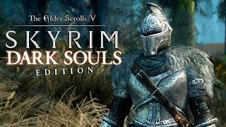 Skyrim Virou Dark Souls Com Mods