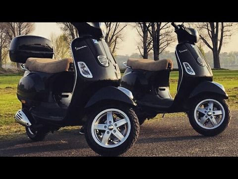 VESPA LX 50   Review   Kaufempfehlung