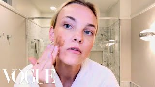 Supermodel Caroline Trentini's DIY Beauty Recipes for Sun, Surf, and Sand | Beauty Secrets | Vogue - Video Youtube
