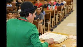 A Arte a Serviço do Evangelho - Renato Nadalini Aguiar (Palhaço Siricotico) (19.11.2018)