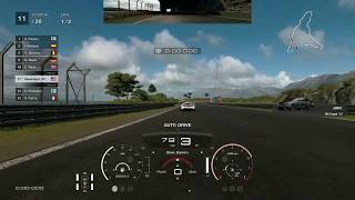 Gran Turismo Sport - First Person View - First Race