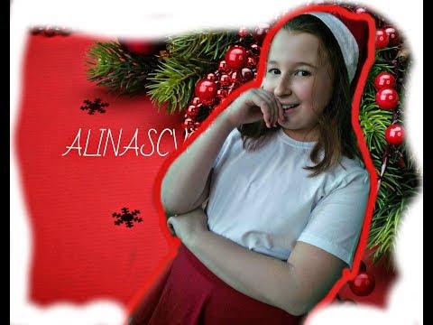 VLOG 6 В класс! Новогоднее выступление Ariana Grande  Santa tell me