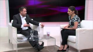 'Candy Man' Of Spun Candy Talks Of His Success, 12.09.14, Part2, Chrissy B Show