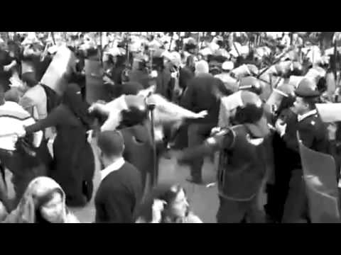 "PaceWon & Mr.Green ""Can You Hear Me?"" A tribute to the People of Tunisia"