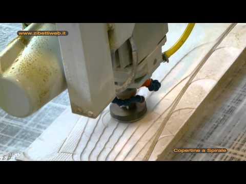 Fresa a ponte CNC - Gmm LITOX CNC - Copertina a Spirale