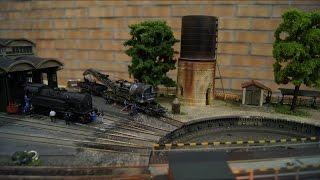 preview picture of video 'Expo - Trains à Aniche (13 et 14/09/2014)'