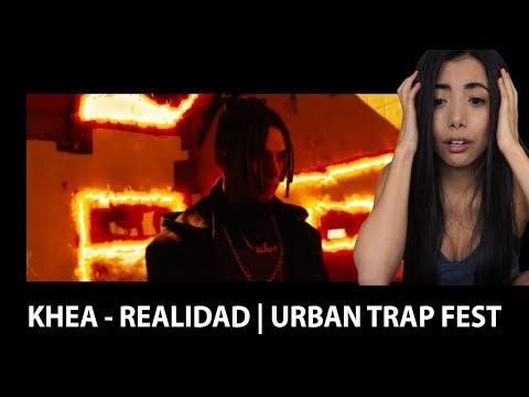 KHEA - REALIDAD | REACCIÓN Y ANÁLISIS + ¡Khea y Cazzu en Perú!