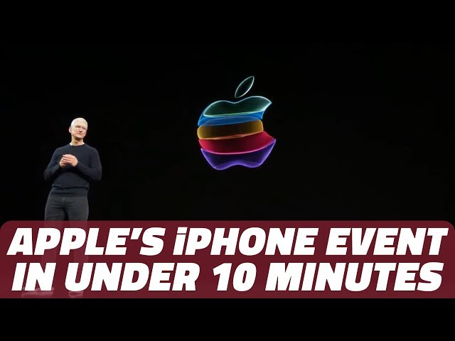 Apple Live Event HD Streaming Here