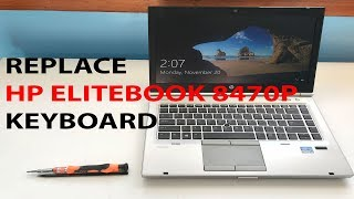 HP Elite Book 8470p No Power - Video hài mới full hd hay nhất