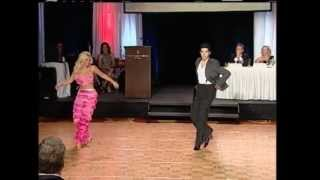 Laura Kathleen & David - Dancing with the St. Louis Stars, a benefit for Independence Center