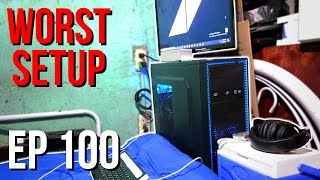 Setup Wars - Episode 100 | Worst Setup Edition