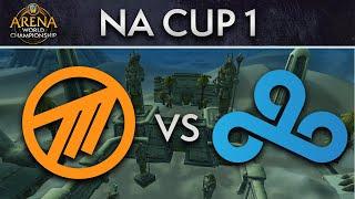 Cloud9 vs Method Orange | Upper Finals | AWC NA Cup 1