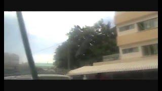 Driving Through Addis Ababa